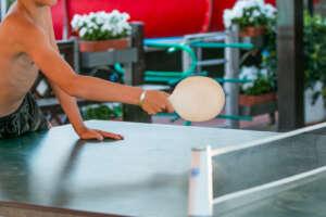 Spiaggia Carmen 67, spiaggia attrezzata a Cattolica con ping pong